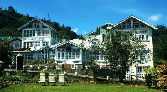 Alpine Hotel - Nuwara Eliya - Building