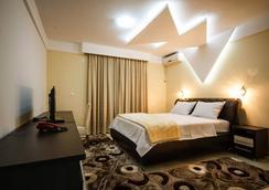 Hotel Oasis - Podgorica - Bedroom