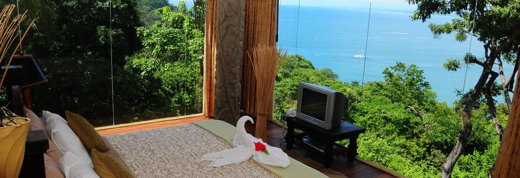 Issimo Suites Boutique Hotel & Spa - Adults Only - Manuel Antonio - Bedroom