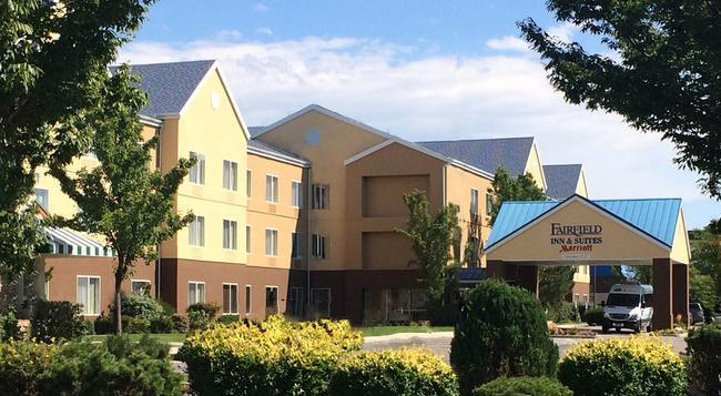 Fairfield Inn and Suites by Marriott Salt Lake City Airport - Salt Lake City - Building