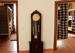 Art-khostel Sherlock homes - Krasnodar - Lounge