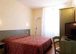 Hotel Savoia & Campana - Montecatini Terme - Bedroom