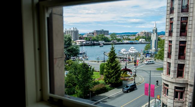The Inn at The Union Club of British Columbia - Victoria - Outdoor view