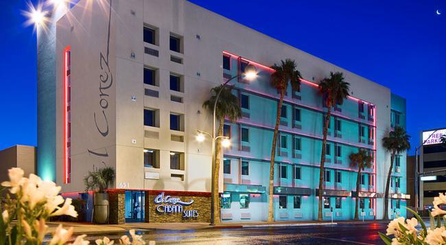 El Cortez Hotel & Casino - Las Vegas - Building