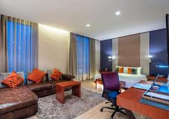 Hotel Solo Sukhumvit 2 - Bangkok - Bedroom