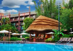 Disney's Animal Kingdom Villas - Jambo House - Lake Buena Vista - Pool