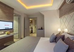 Sentido Turan Prince - Side - Bedroom