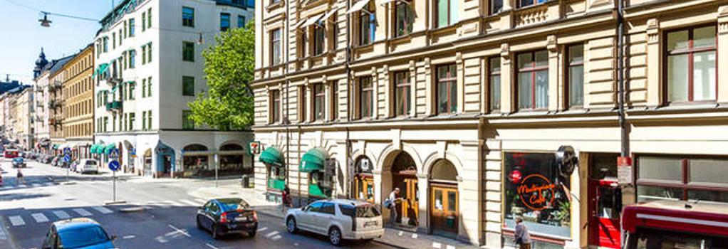 Lodge32 - Stockholm - Building