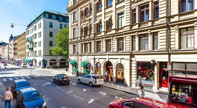 Lodge32 - Hostel - Stockholm - Building