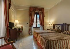 Palazzo Cardinal Cesi - Rome - Bedroom
