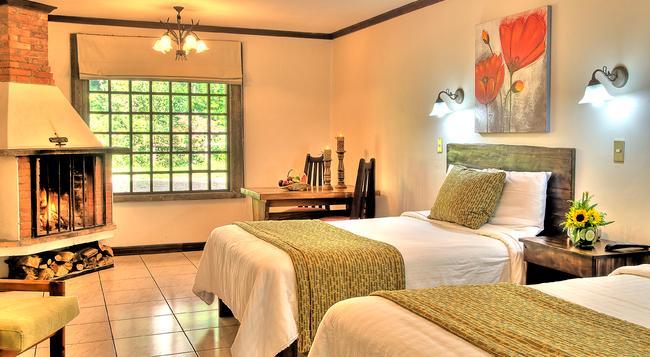 Hotel Chalet Tirol - Heredia - Bedroom