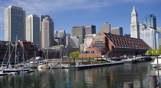 Boston Marriott Long Wharf - Boston - Outdoor view
