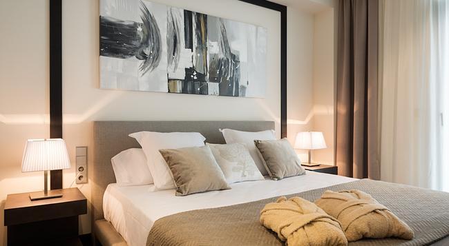 Cosmopolita Hotel Boutique & Spa - Platja d'Aro - Bedroom