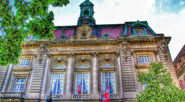 Grand Royale Hotel - Binghamton - Building