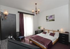 Budai Hotel - Budapest - Bedroom