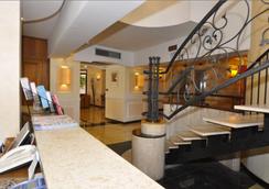 Hotel Executive - Rome - Lobby