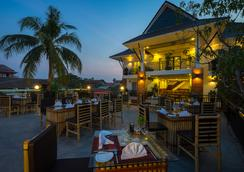 Les Bambous Luxury Hotel - Siem Reap - Outdoor view