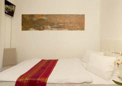 Hotel America - Locarno - Bedroom
