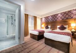 City Continental Kensington London - London - Bedroom
