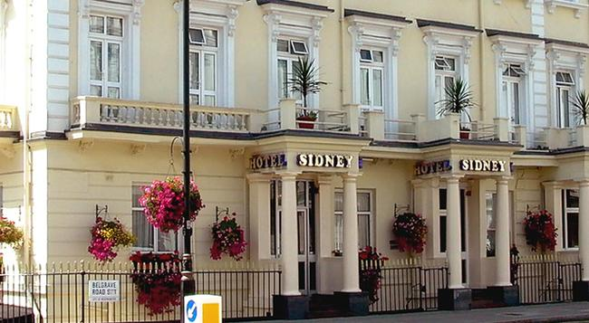 Sidney Hotel London Victoria - London - Building