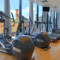 Hilton Manchester Deansgate Health club