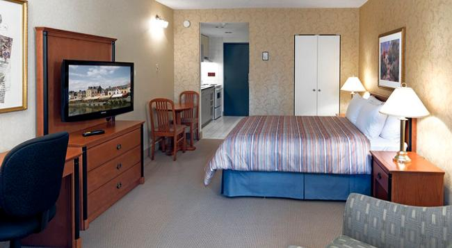 L Appartement Hotel - Montreal - Bedroom