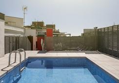 Hotel Ilunion Auditori - Barcelona - Pool