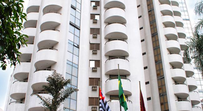Paulista Wall Street Suítes - São Paulo - Building
