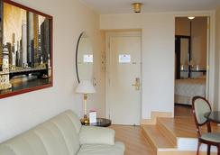 Paulista Wall Street Suites - São Paulo - Bedroom