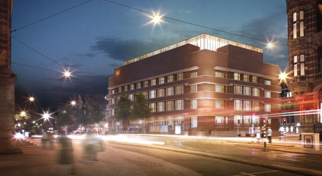 W Amsterdam - Amsterdam - Building