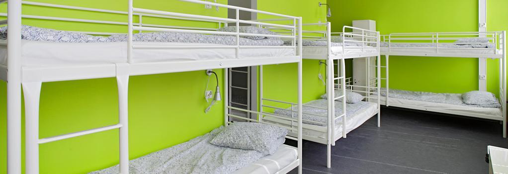 Cheapsleep Helsinki - Hostel - Helsinki - Bedroom