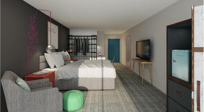 Hotel Ylem - Houston - Bedroom