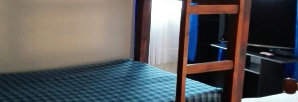 La Playa Hostel - Bogotá - Bedroom