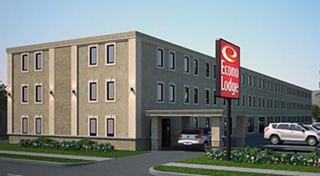 Econo Lodge - London - Building