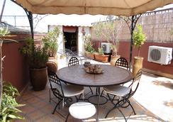 Riad Bibtia - Marrakesh - Outdoor view