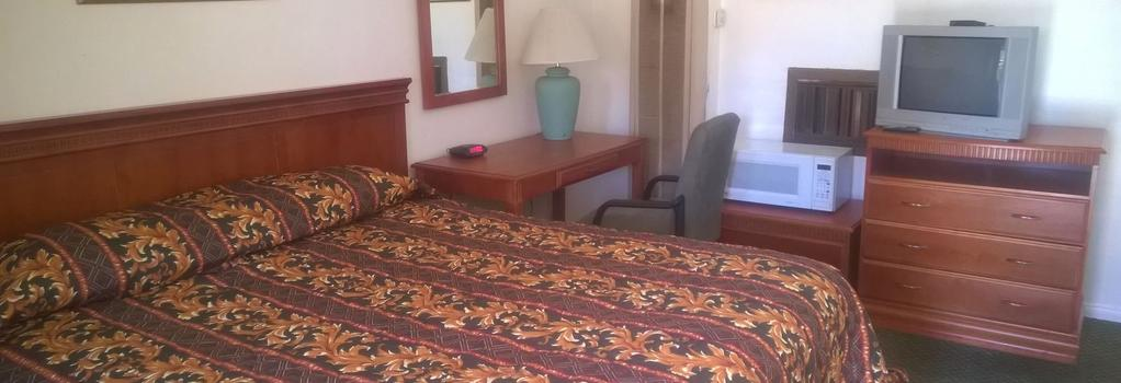 stagecoach motor inn - Banning - Bedroom