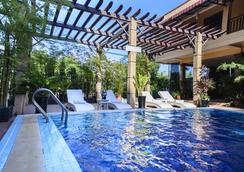 Grand Sihanouk Ville Hotel - Krong Preah Sihanouk - Pool