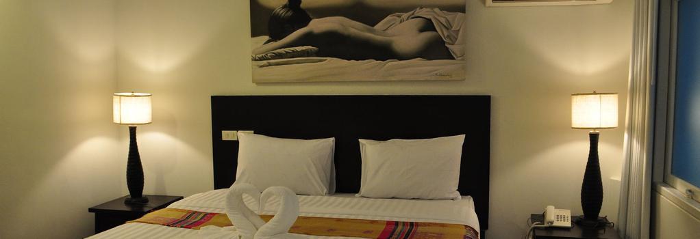 Saladee Gallery Residence - Patong - Bedroom