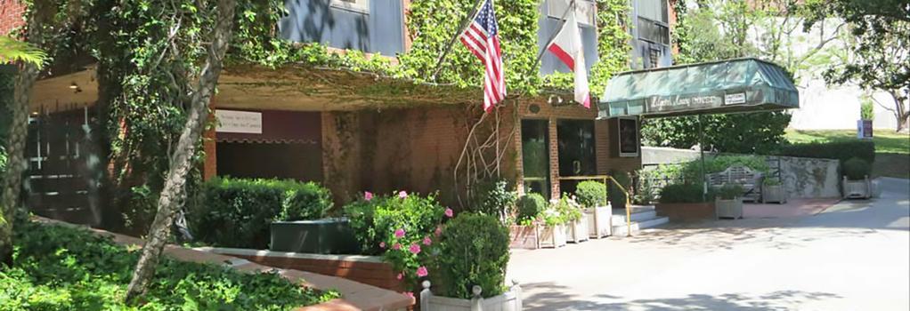 Hilgard House Westwood Village - Los Angeles - Building