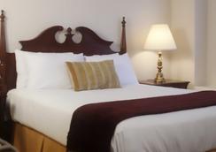 Hilgard House Hotel - Los Angeles - Bedroom