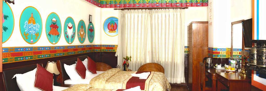 Kathmandu Eco Hotel - Kathmandu - Bedroom
