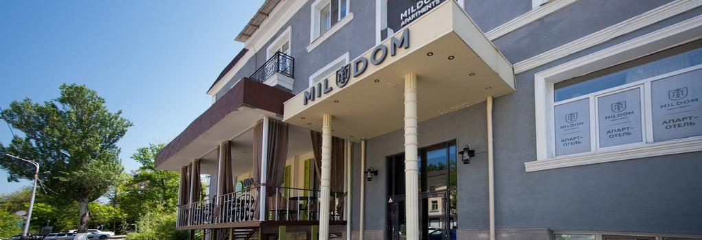 Mildom Hotel - Almaty - Building