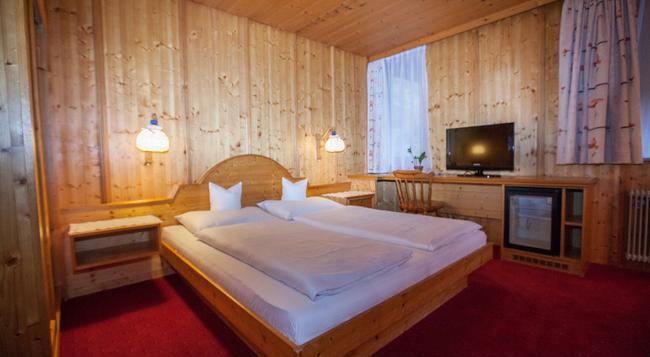 Hotel Monika - Gaschurn - Bedroom