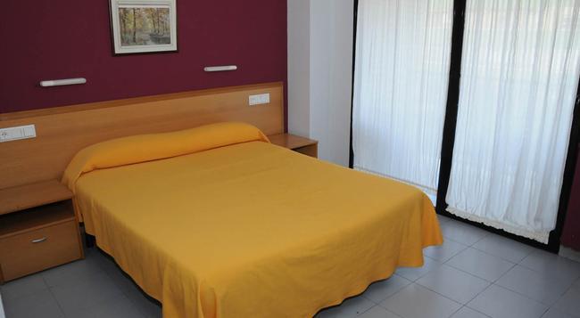 Hotel Delicias - Zaragoza - Bedroom