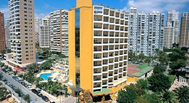 Hotel Servigroup Castilla - Benidorm - Building