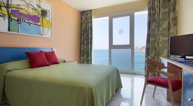 Hotel Servigroup Galúa - La Manga del Mar Menor - Bedroom