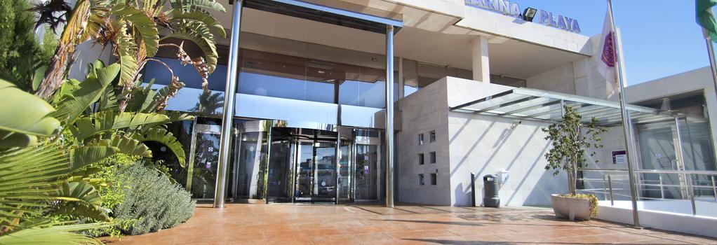 Hotel Servigroup Marina Playa - Mojacar - Building