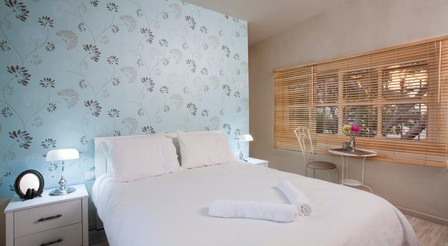 Levy Neve Tzedek - Tel Aviv - Bedroom