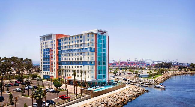 Residence Inn by Marriott Long Beach Downtown - Long Beach - Building