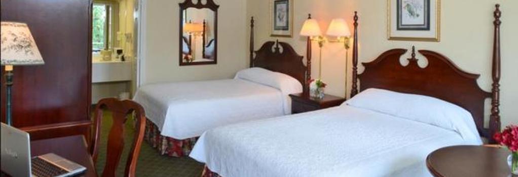 Phoenix Greenvilles Inn - Greenville - Bedroom